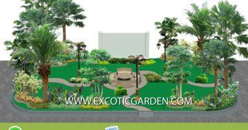 Taman Kering Eksotis