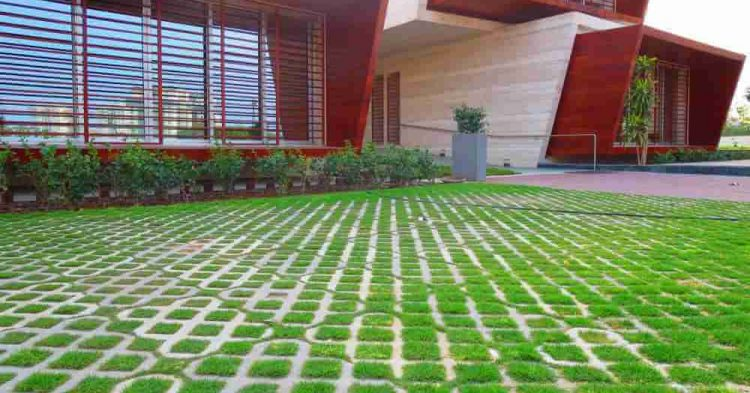 Tukang Taman Wonosobo – Rumput Grassblock Ideal